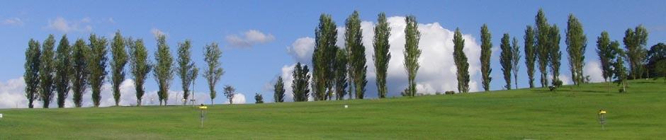 国営越後丘陵公園 公認ディスクゴルフコース